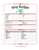 Ring Budget